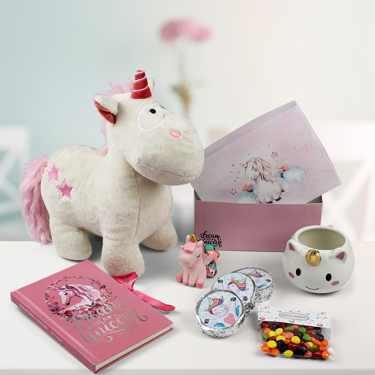 Box Sweet Unicorn